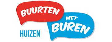 Logo buurten met buren
