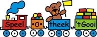 organisatie logo Speelotheek 't Gooi