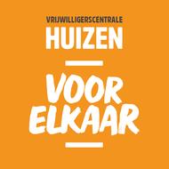 organisatie logo Vrijwilligerscentrale Huizenvoorelkaar